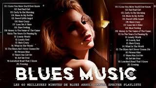Slow Blues & Blues Rock Ballads Playlist ♫ The Best Slow Blues Songs Ever