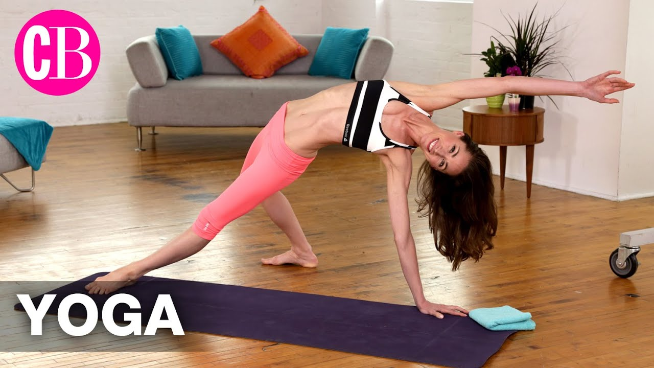 Yoga to Calm You Before a Big Date