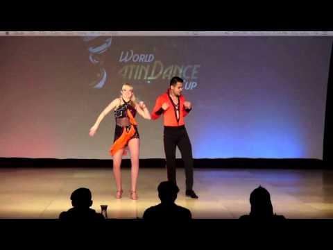 Taylor & Frank, USA, ProAM, Semifinal Round, WLDC 2013