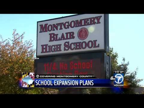 Montgomery County Public Schools set to announce expansion plan