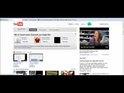 YouTube Uploader: Switching Back To The Old YouTube Upload Design