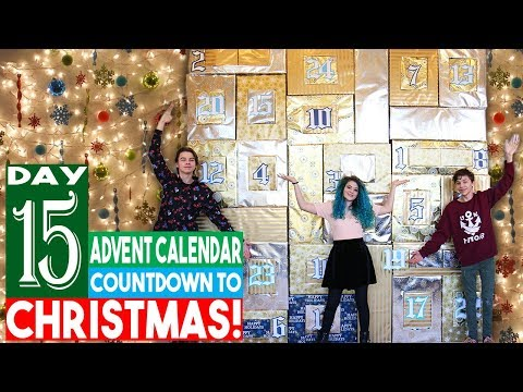 BIGGEST Advent Calendar! Day 15 Christmas Countdown 2018
