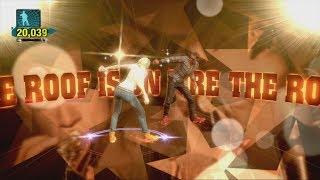 The Hip Hop Dance Experience Creep