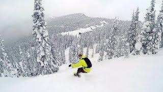 Snowboarding Baldface w/ Moore, Iguchi, Lynn | Volcom Snow