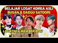 Logat Korea untuk menyenangkan MERTUA orangtua idol wkwkwkwk  Borassaem & @Coba TomSam
