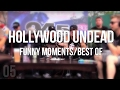 hollywood undead funny moments/best of [ O5 ]
