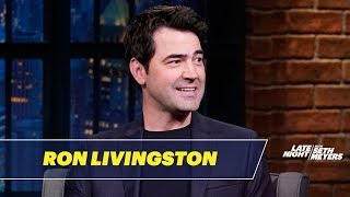 Ron Livingston's Office Space Character Inspires People to Quit Their Jobs