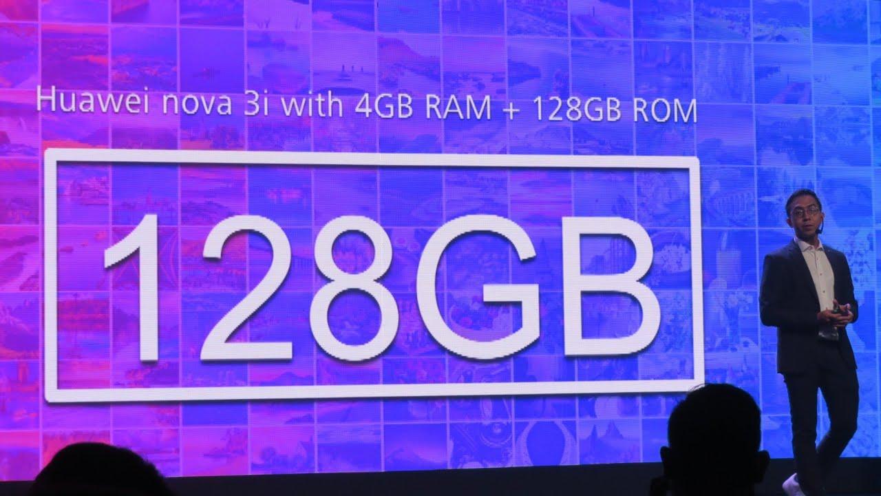 Launching Huawei Nova 3i Indonesia Spesifikasi Harga Resmi Youtube Irish Purple 4gb 128gb Free Bluetooth Earphone
