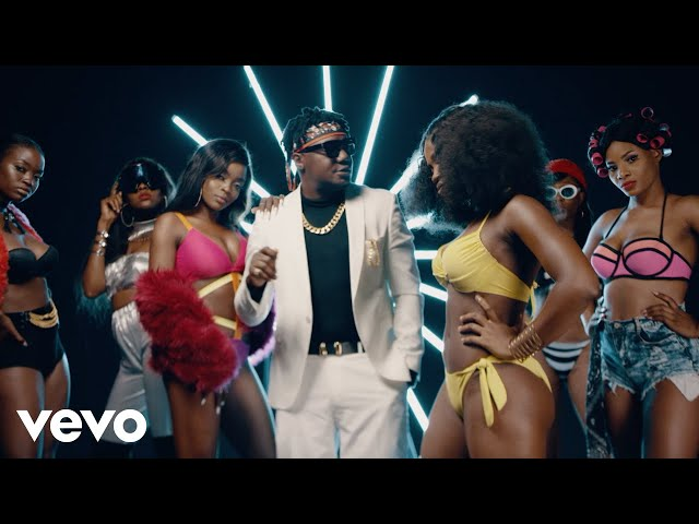 CDQ - Gbayi (official video) ft. Kiss Daniel