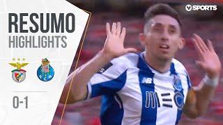 Highlights | Resumo: Benfica 0-1 FC Porto (Liga 17/18 #30)