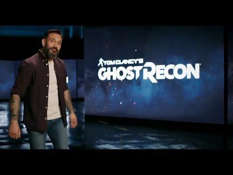 Ghost Recon hurt itself today