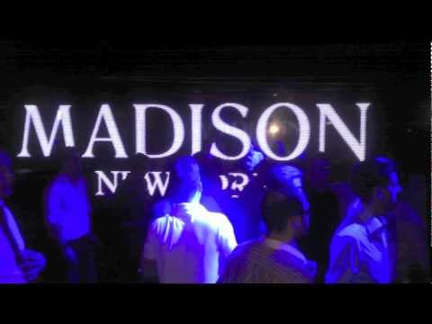 MADISON NEW YORK - Candy Time - hosting a private show at Basel tradefair 2012