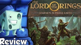 The Lord of the Rings: Journeys in Middle earth Review - with Tom Vasel