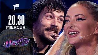 iUmor 2021 | Mario Lopez a venit să facă magie pe scena iUmor, dar a reușit să o vrăjească pe Delia