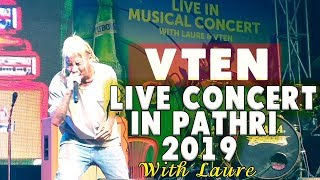 VTEN(SAMIR GHISING) LIVE CONCERT IN PATHRI 2019 | VTEN ले SIMSIME PANI गाउदा दर्सकको Once More