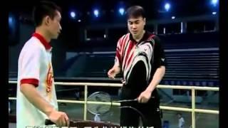 羽毛球教学 专家把脉【06】(反手接杀球 反手握拍)