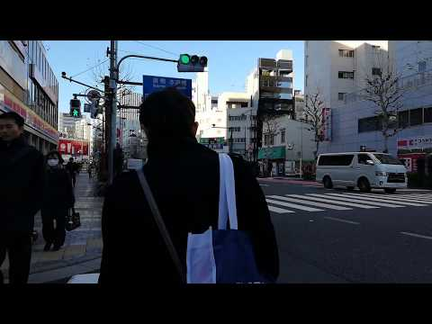 [TOKYO walking]Jimbocho where there are many Japanese publis