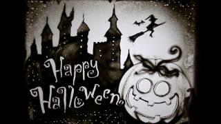 DISEGNI CON LA SABBIA | Simona Gandòla | Happy Halloween