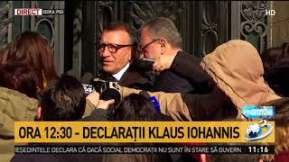 Paul Stănescu: Nu îmi doresc funcția de premier
