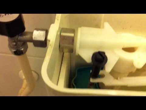 Binnenwerk Toilet Reservoir : Eigen huis in puin: vervangen vlottermembraan 2010 10 11 youtube