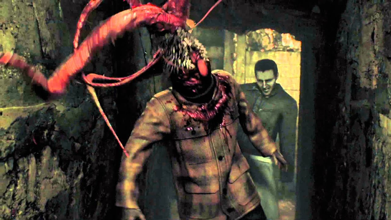 Resident Evil Damnation Monsters