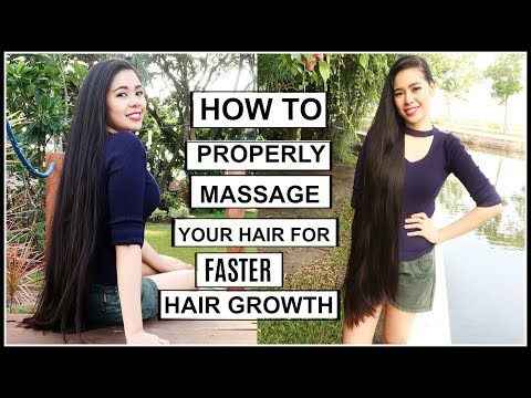 How To Properly Age Your Scalp For Faster Hair Growth