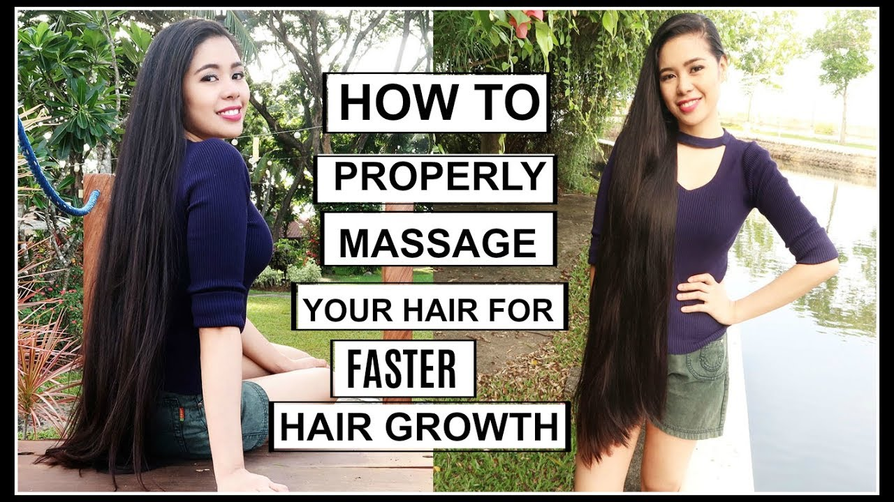 How To Properly Massage Your Scalp for Faster Hair Growth-Beautyklove