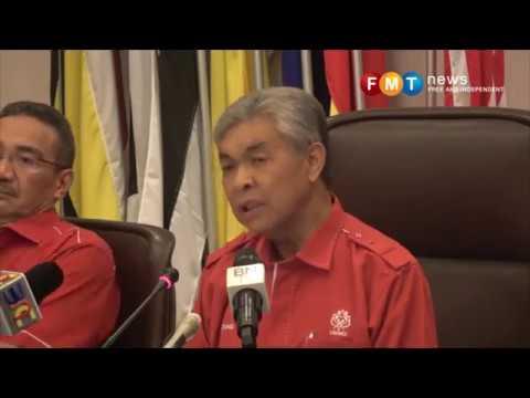 Semua jawatan tertinggi Umno akan dipertandingkan, kata Zahid