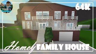 Roblox | Casa familiar caseira | Bloxburg