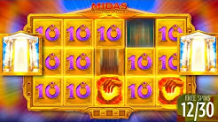 x100+ wins / Midas Golden Touch free spins compilation! #5