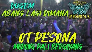 Download Mp3 Dj Remix Abang Lagi Dimana Tik Tok Ot Pesona Live Modong Pali With 5 Deejay
