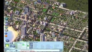 Sim City 4 Rush Hour - Gameplay