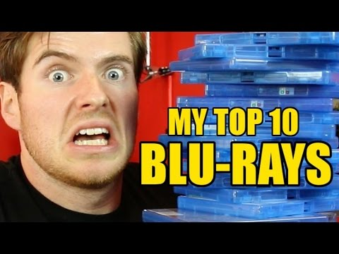 Top 10: Blu-ray's in my Collection!!