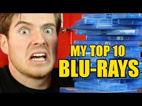 Top 10: Blu-ray