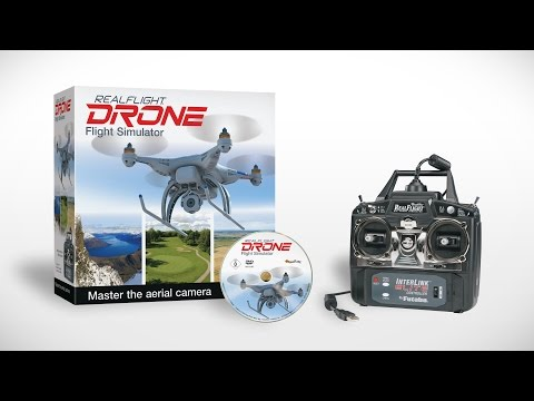Video: RealFlight Drone — Master Flight with Helpful Tools at YouTube