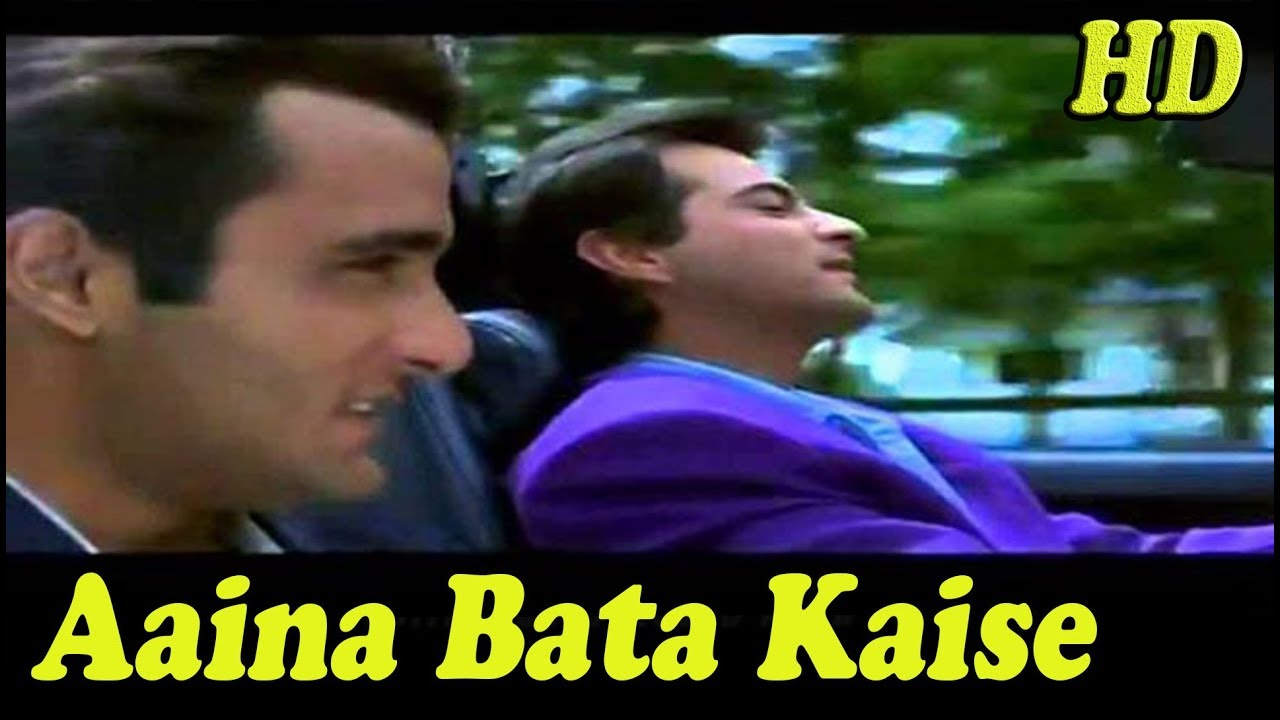 aaina bata kaise unka dil churana h song