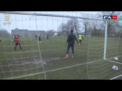Stunning Jonjo Shelvey Goals: England-U21s training