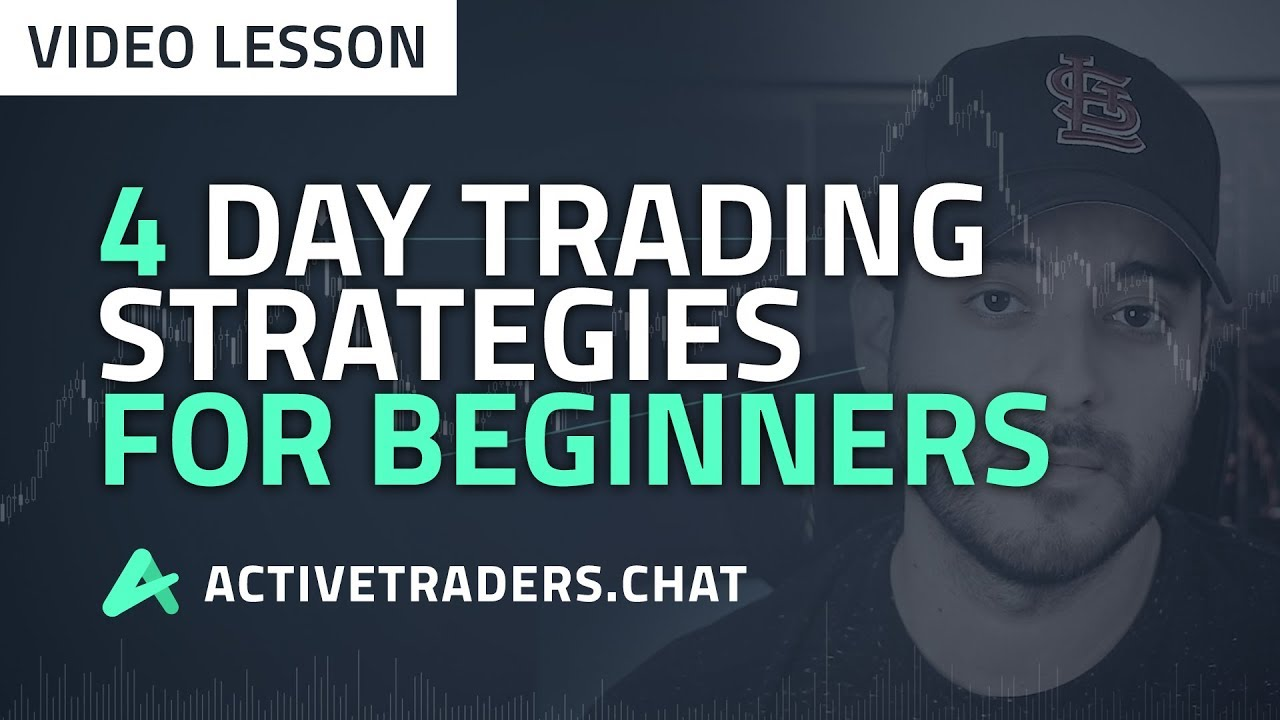 Stock trading strategies for beginners