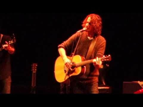 "Chris Cornell, Scott & Seth Avett ""Vanity""  Knight Theatre, Charlotte, 12.2.13"