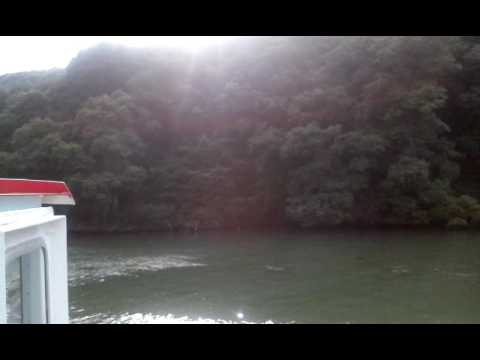 day 3 - 4:30pm on River Fal