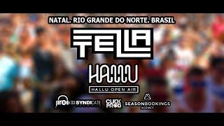 Tezla @ Hallu Open Air, Natal, Brasil 26.11.2016