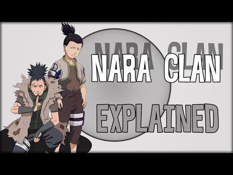 The Nara Clan