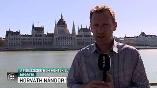 A fideszesek nem mentek el az Országgyűlés klímaügyi rendkívüli ülésére 19-09-18