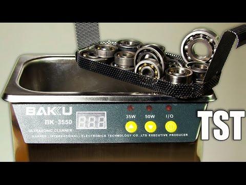 Тест ультразвуковой ванны BK-3550