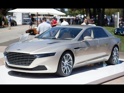 Aston Martin Lagonda Taraf First Look