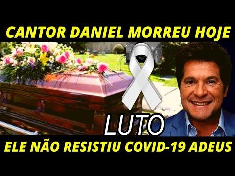 Download NOTÍCIA ACABA DE CHEGAR: MORRE GRANDE NOME DA MUSICA // CANTOR DANIEL Aos 52 ANOS COMUNICADO É FEITO