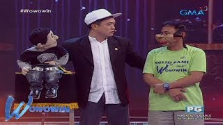"Wowowin: Puppet sings ""Hayaan Mo Sila"" by Ex Battalion"