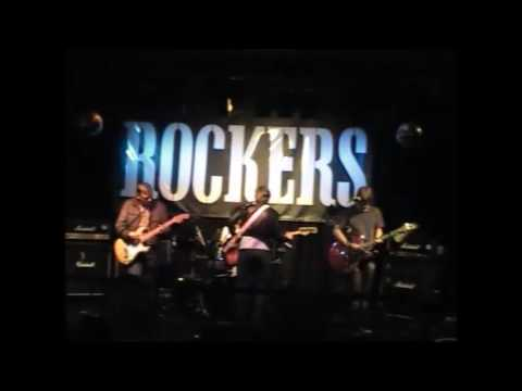 Yahoo Serious Live at Rockers Glasgow - No Way In (4/6)