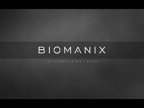 Biomanix Капсулы для потенции Биоманикс
