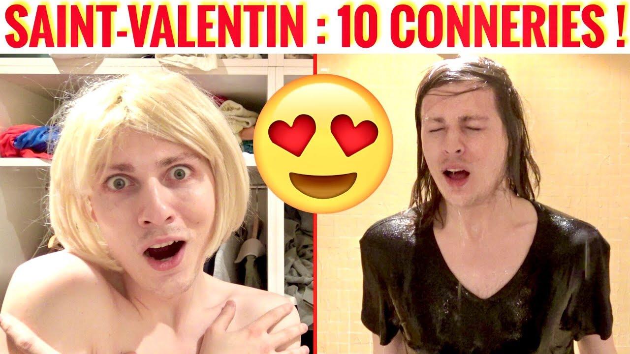parodie chanson saint valentin